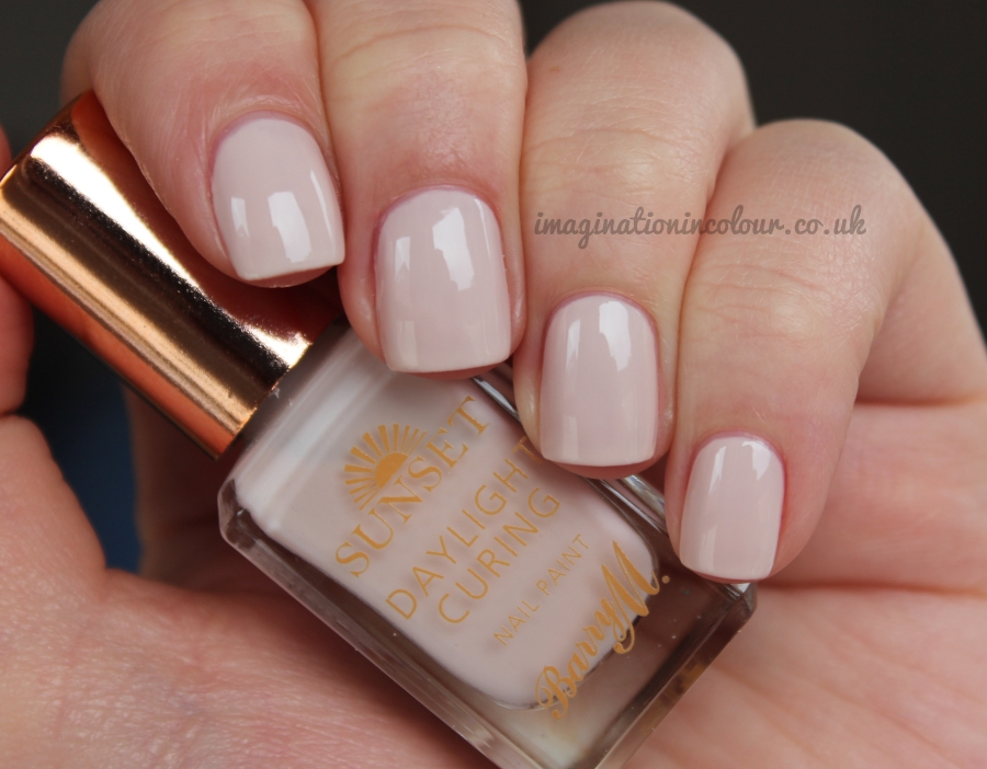Barry M Do It Like A Nude Sunset Daylight Curing