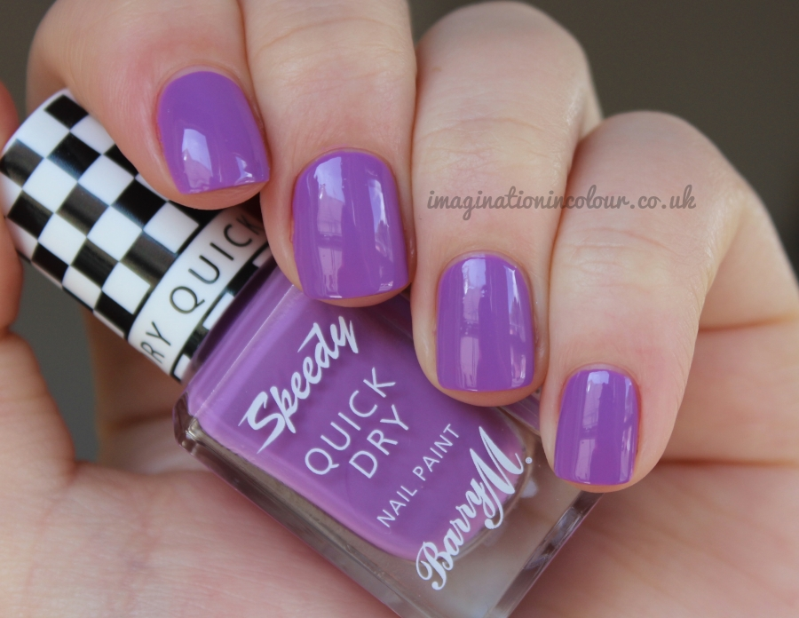 Barry M Speedy Need for Speed Quick Dry