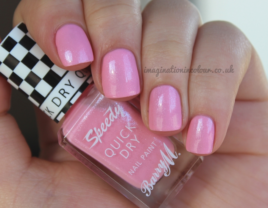 Barry M Speedy Speed Demon Quick Dry