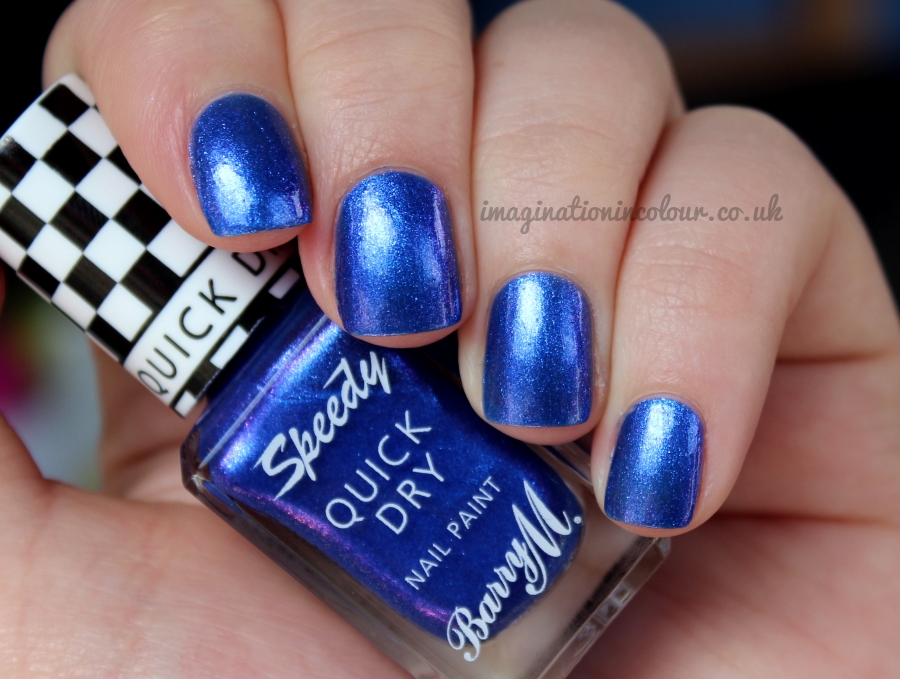 Barry M Speedy Supersonic Quick Dry