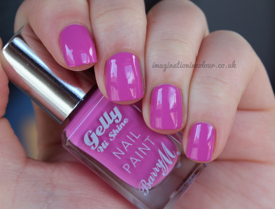 Barry M Sugar Plum Gelly