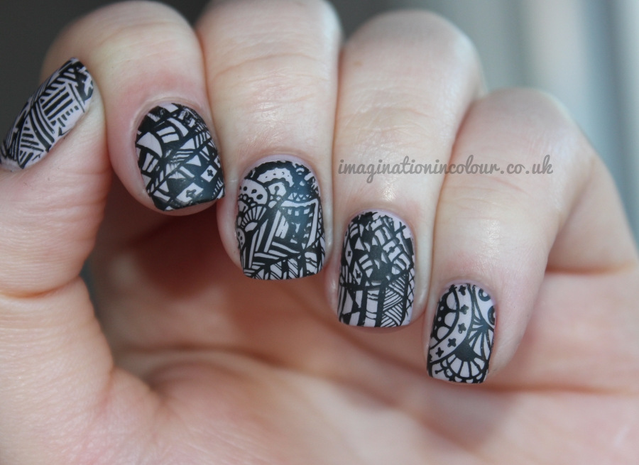 Tattoo Nail Art