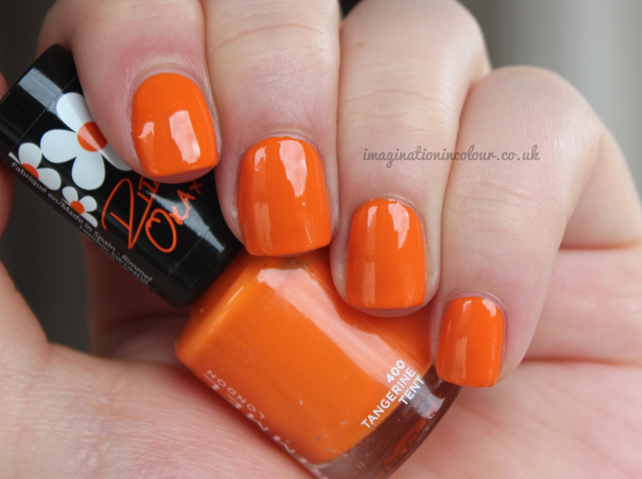 Rimmel London Rita Ora Tangerine Tent
