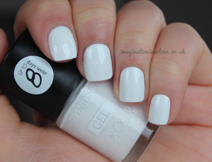 Seventeen White Lady Gel Colour